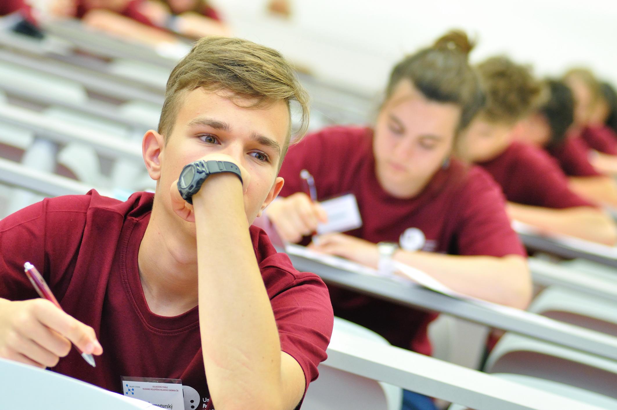 Hledáme nejlepšího mladého chemika ČR 2019
