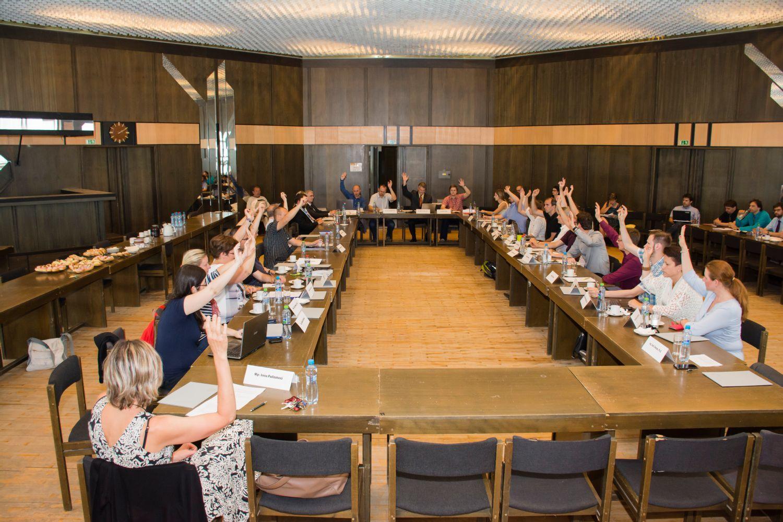 Zasedání akademického senátu - 6. 6. 2017