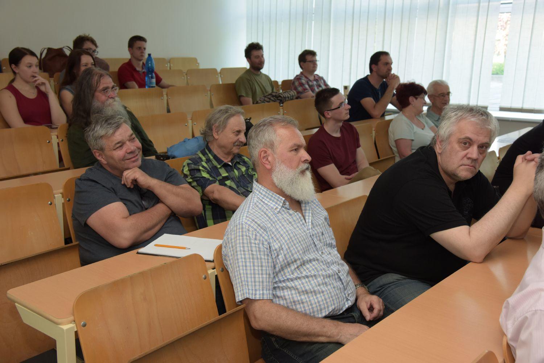 Pohled rádiovým oknem do vesmíru. Mgr.Ing.Oldřich Horák,Ph.D. - 18. 5. 2017