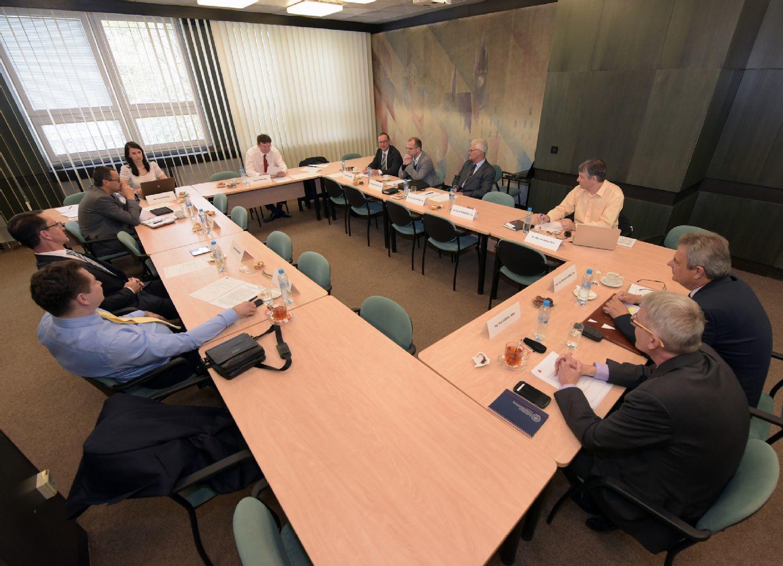 Zasedání Správní rady UPa - 27 .4. 2017