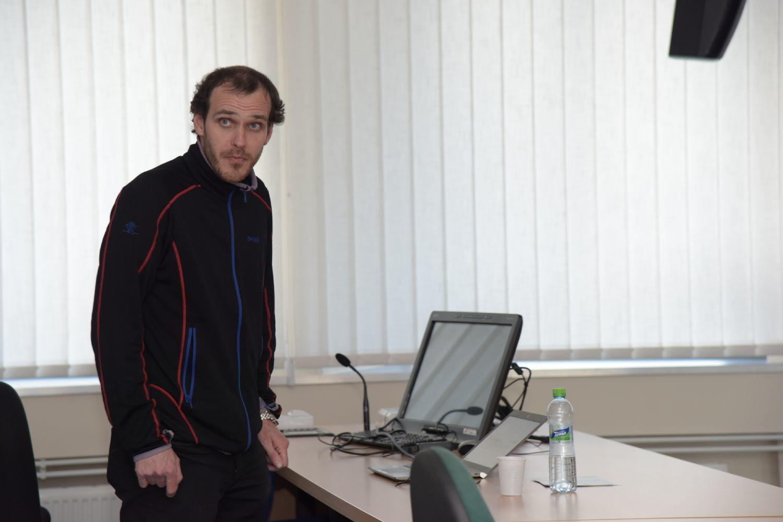 Přednáška - PLUTO Mgr. Petr Scheirich, Ph.D. - 20. 4. 2017