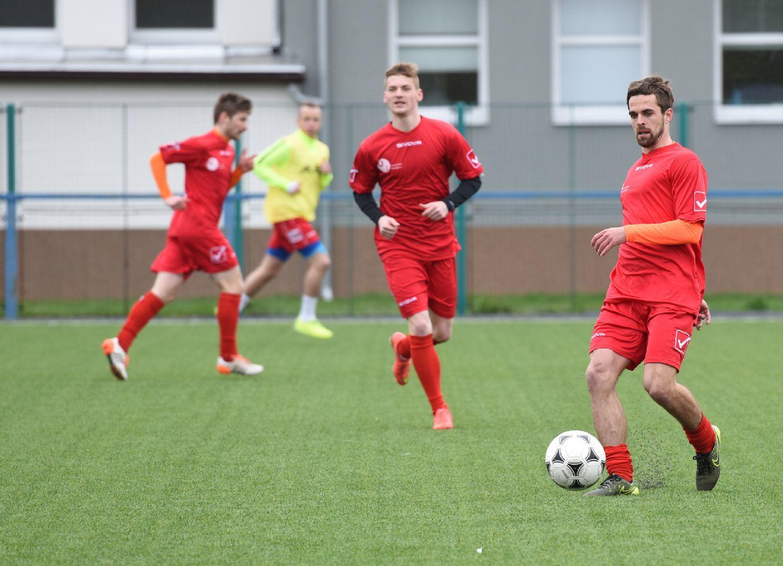 Fotbalová kvalifikace na AMČR - 12. 4. 2017