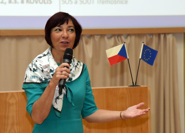 Inovacemi a vzděláváním k rozvoji regionů - 6. 4. 2017