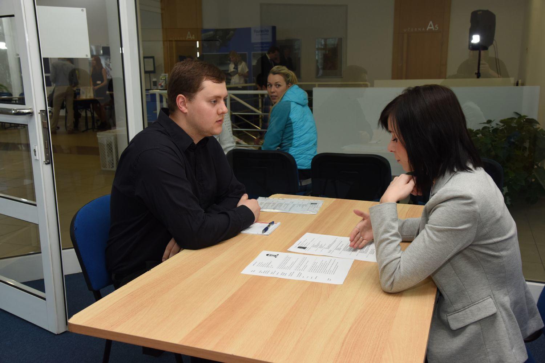 Veletrh pracovních příležitostí Kontakt 2017 - 15. 3. 2017