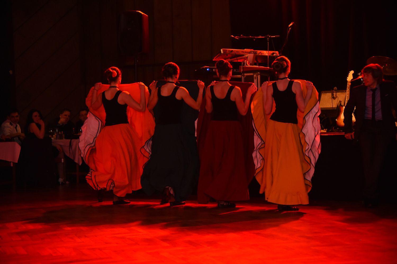Studentský ples UPa - 11. 3.2017