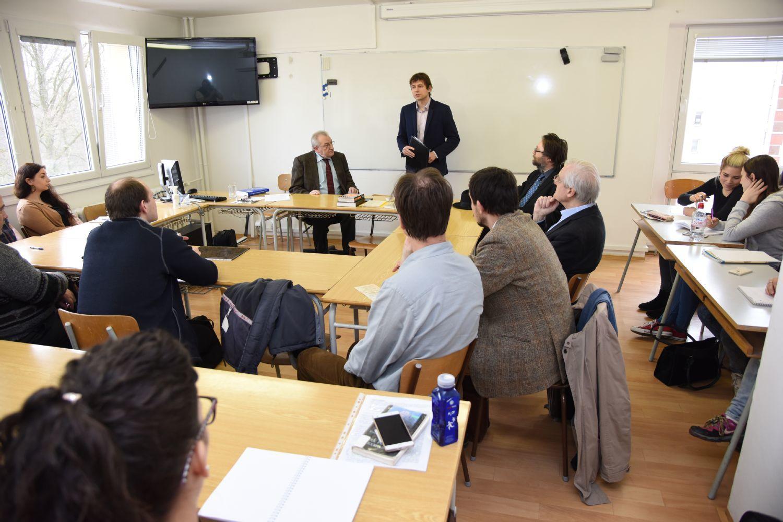 V. Prečan - Moje pobývání v exilu - 8. 3. 2017 P.Š