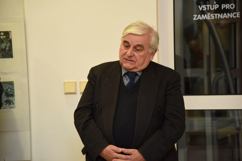 Vernisáž Hany Čápové - 31. 1. 2017