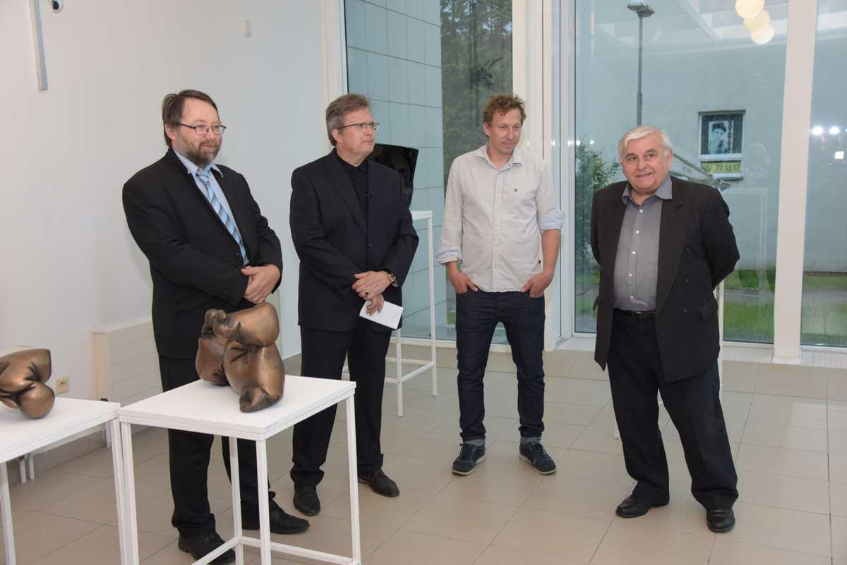 Vernisáž Kryštof Rybák 6. 6. 2017