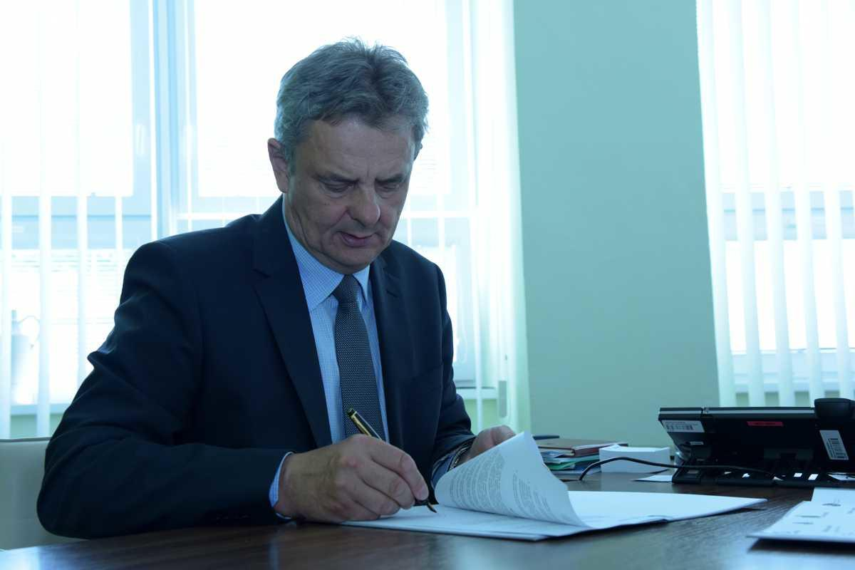 Pospis smlouvy o spolupráci s Českým rozhlasem 15. 6. 2017