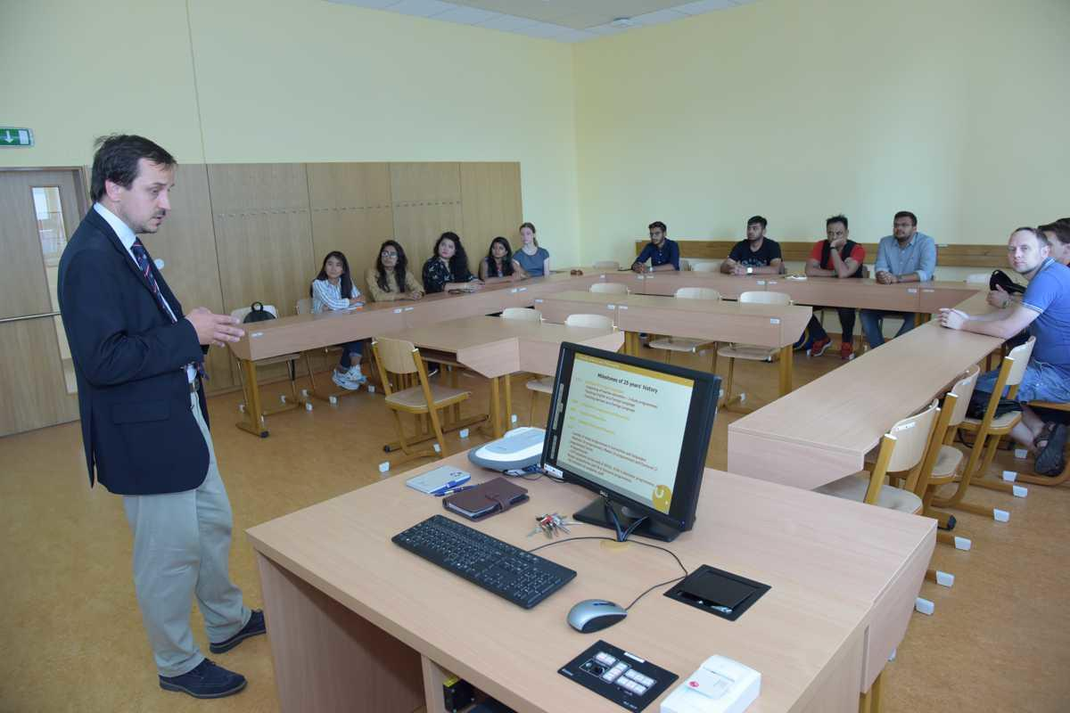 Summer School Experience the University of Pardubice 19.6.2017