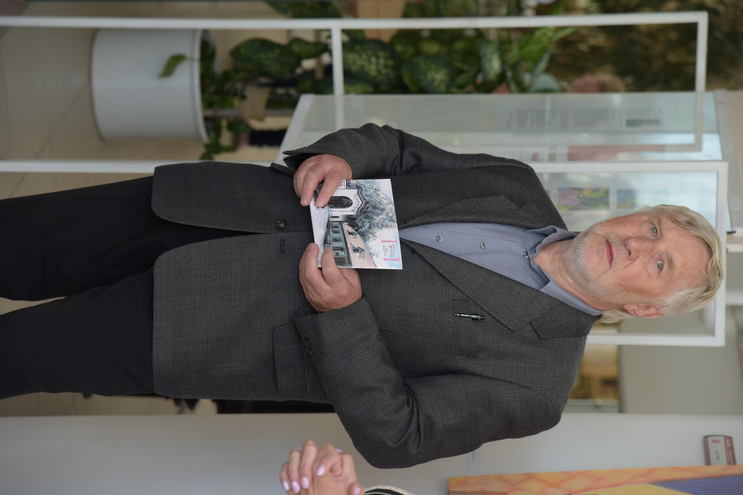 Vernisáž Vít Bouček 5. 9. 2017
