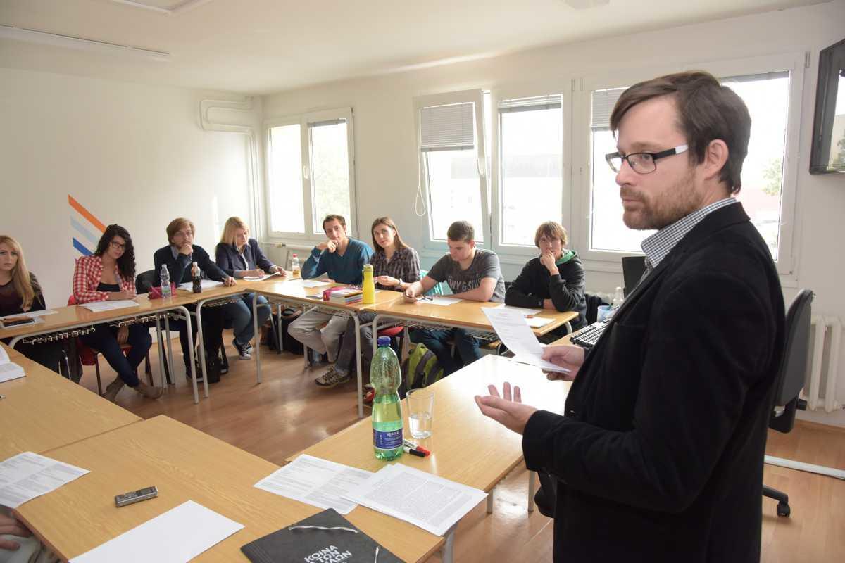 FF přednáška Jakuba Jineka 4. 10. 2017
